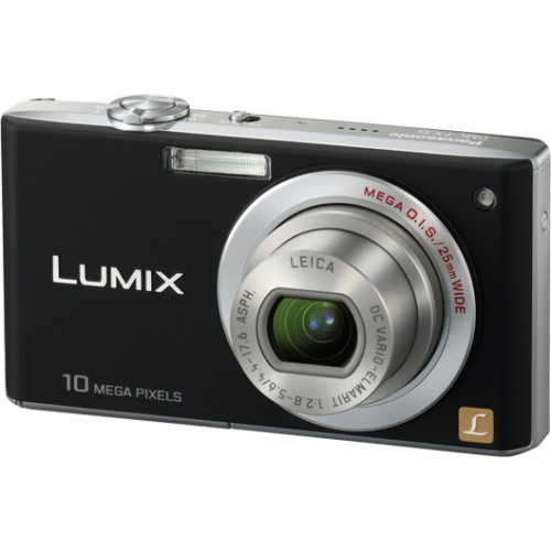 Фотография Panasonic Lumix DMC-FX35 black