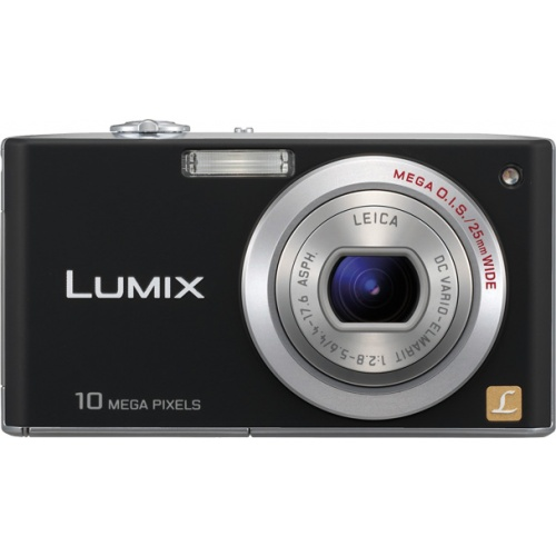 Фото Panasonic Lumix DMC-FX35 black