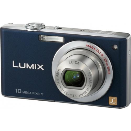 Фотография Panasonic Lumix DMC-FX35 blue