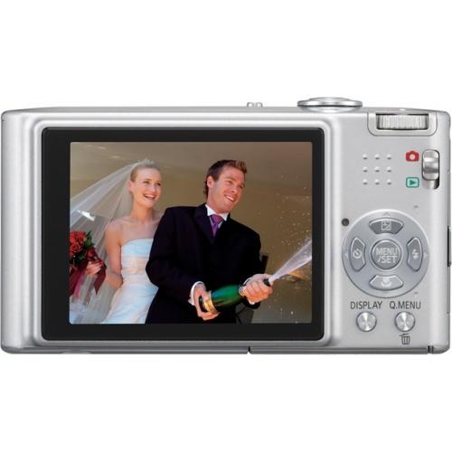 Фото Panasonic Lumix DMC-FX35 silver