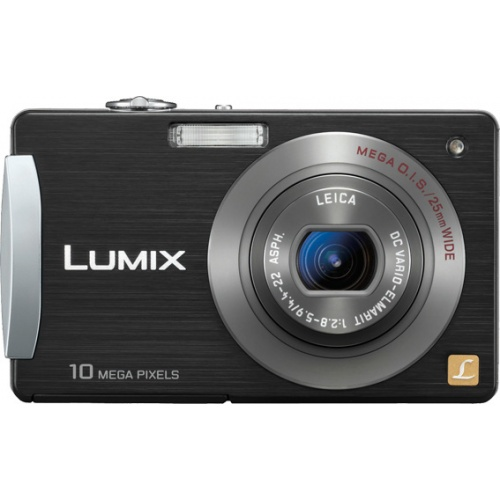 Фотография Panasonic Lumix DMC-FX500 black