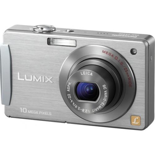 Panasonic Lumix DMC-FX500 silver