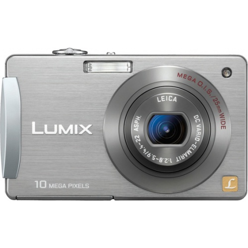 Фото Panasonic Lumix DMC-FX500 silver