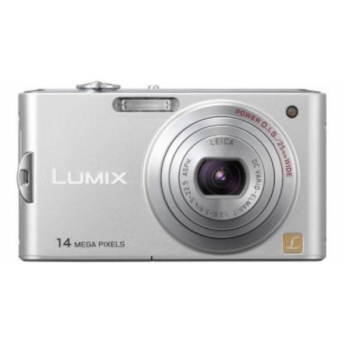 Panasonic Lumix DMC-FX66 silver