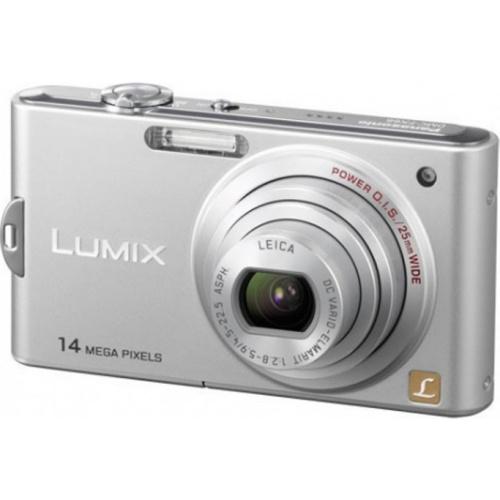 Фото Panasonic Lumix DMC-FX66 silver