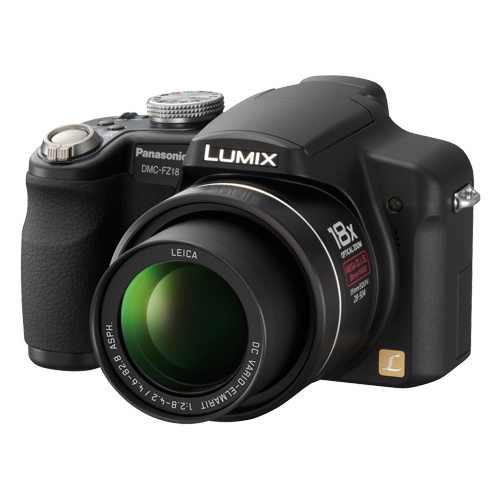 Panasonic Lumix DMC-FZ18 black