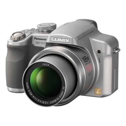 Panasonic Lumix DMC-FZ18 silver