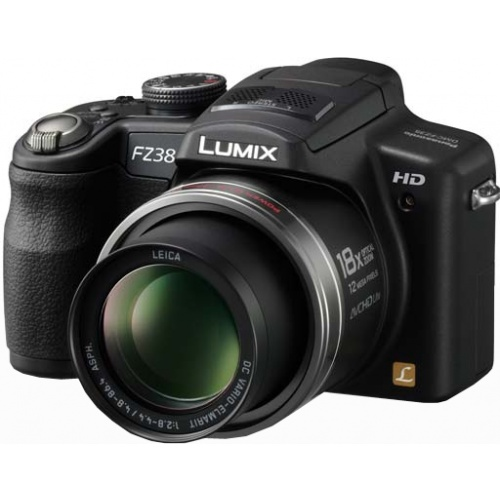 Panasonic Lumix DMC-FZ38 black