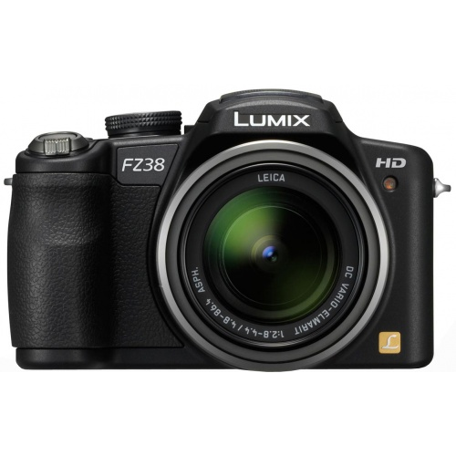 Фото Panasonic Lumix DMC-FZ38 black