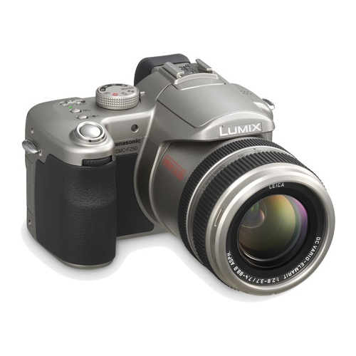 Panasonic Lumix DMC-FZ50 silver