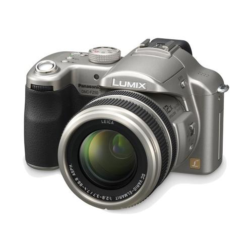 Фото Panasonic Lumix DMC-FZ50 silver