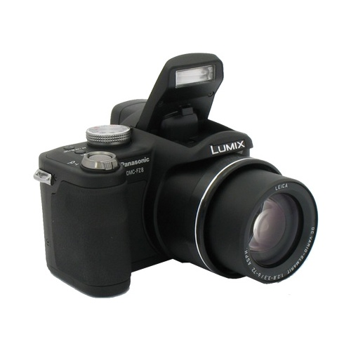 Panasonic Lumix DMC-FZ8 black