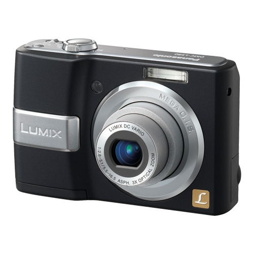 Фотография Panasonic Lumix DMC-LS80 black
