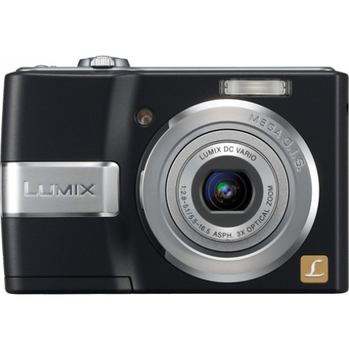 Фото Panasonic Lumix DMC-LS80 black