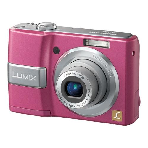 Panasonic Lumix DMC-LS80 pink