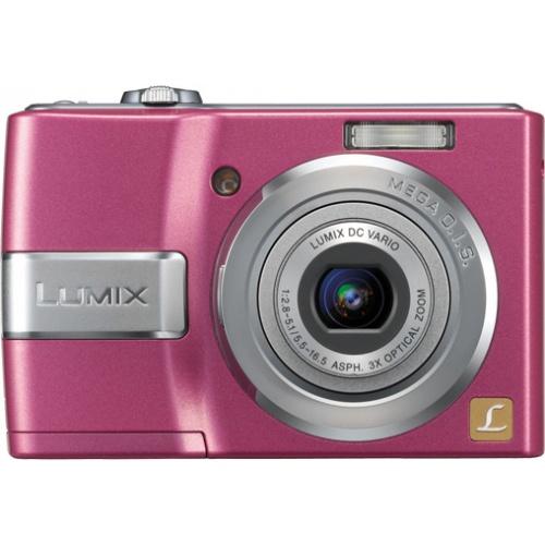 Фото Panasonic Lumix DMC-LS80 pink