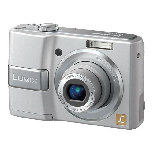 Panasonic Lumix DMC-LS80 silver