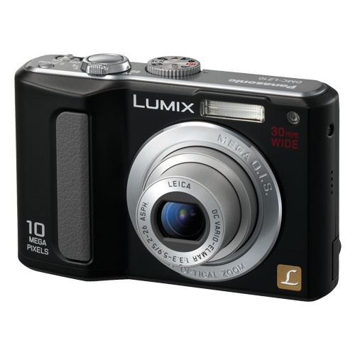 Фотография Panasonic Lumix DMC-LZ10 black