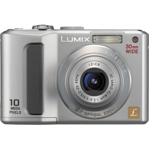 Фото Panasonic Lumix DMC-LZ10 silver