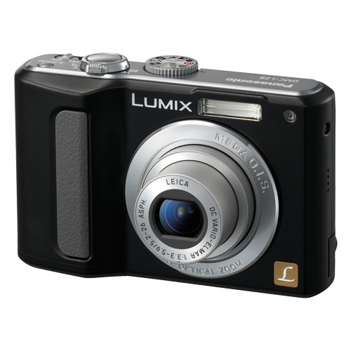 Panasonic Lumix DMC-LZ8 black