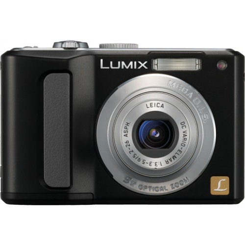 Фото Panasonic Lumix DMC-LZ8 black