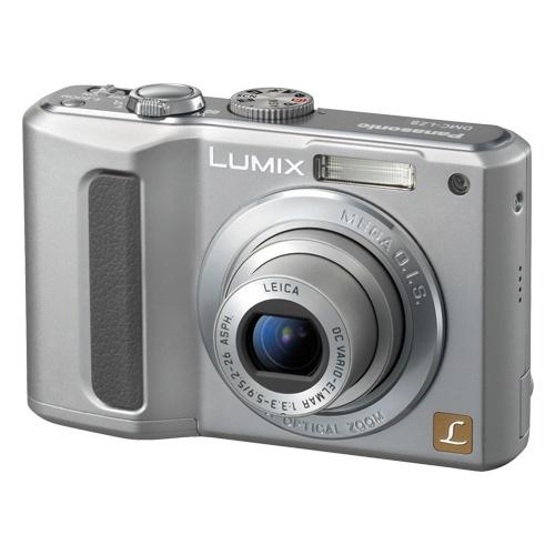 Panasonic Lumix DMC-LZ8 silver