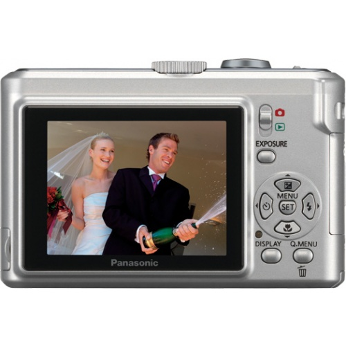 Фото Panasonic Lumix DMC-LZ8 silver