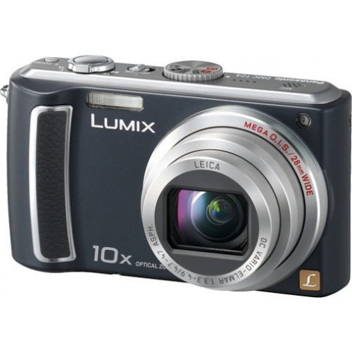 Panasonic Lumix DMC-TZ4 black