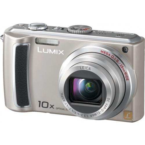 Panasonic Lumix DMC-TZ4 silver
