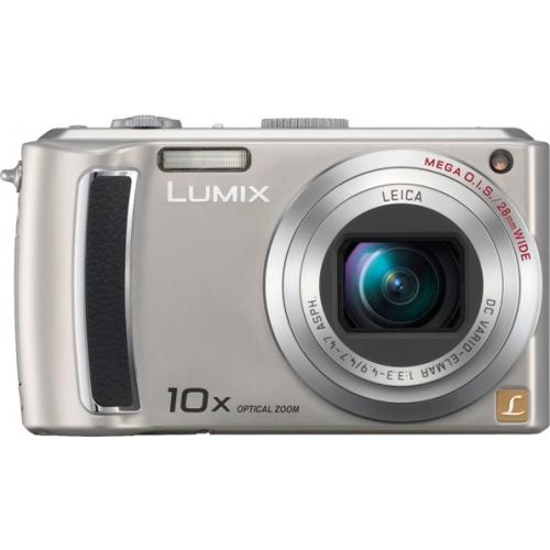 Фото Panasonic Lumix DMC-TZ4 silver