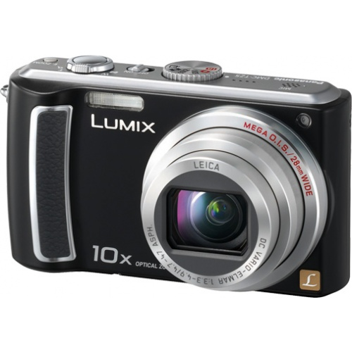 Фотография Panasonic Lumix DMC-TZ5 black