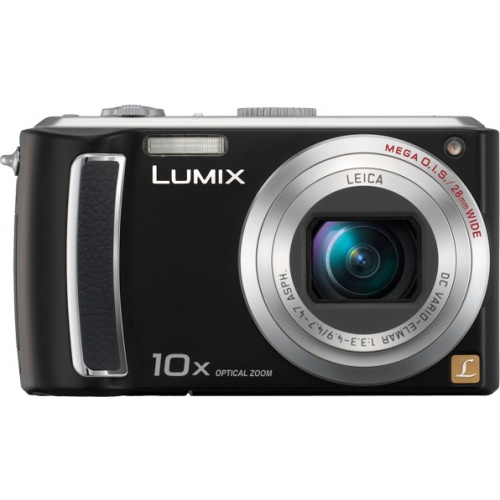 Фото Panasonic Lumix DMC-TZ5 black