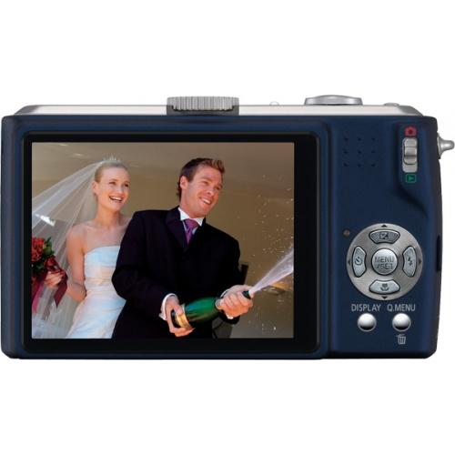 Фото Panasonic Lumix DMC-TZ5 blue