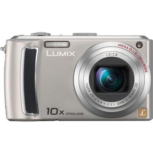 Фото Panasonic Lumix DMC-TZ5 silver