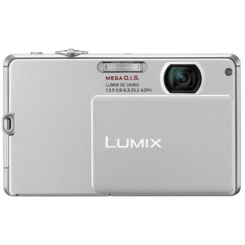 Panasonic Lumix DMC-FP2 silver