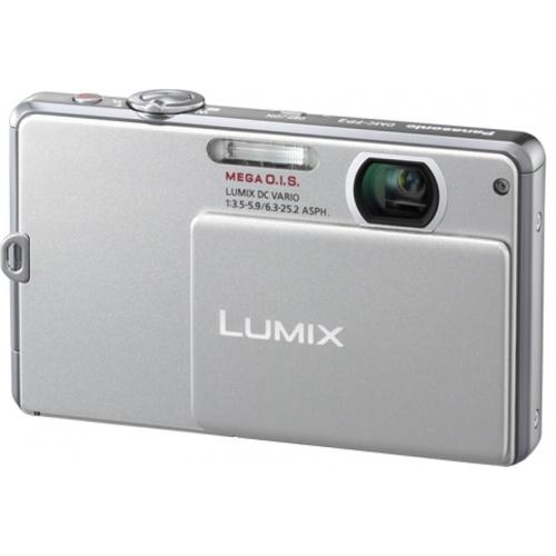 Фото Panasonic Lumix DMC-FP2 silver