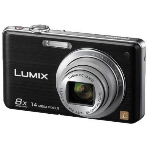 Фото Panasonic Lumix DMC-FS30 Black