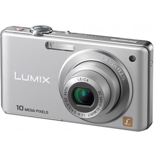 Panasonic Lumix DMC-FS62 silver