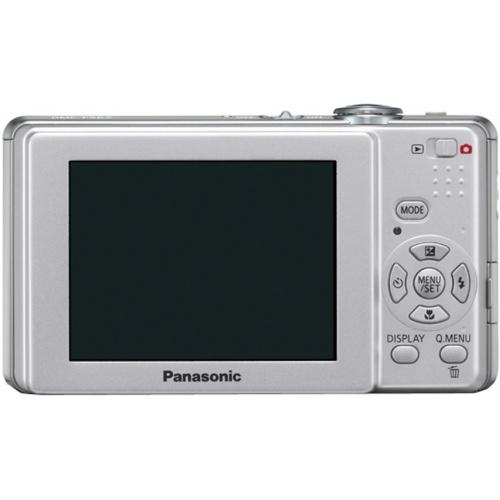 Фото Panasonic Lumix DMC-FS62 silver