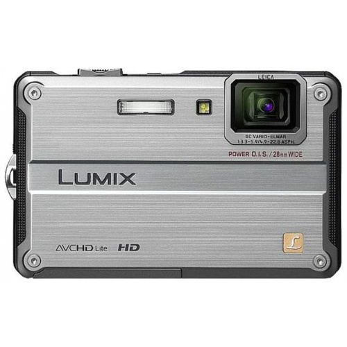 Panasonic Lumix DMC-FT2 silver