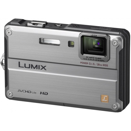 Фото Panasonic Lumix DMC-FT2 silver