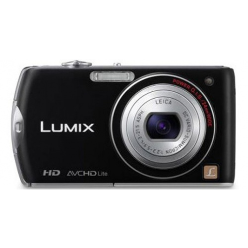 Фото Panasonic Lumix DMC-FX70 black
