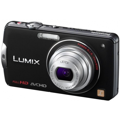 Фото Panasonic Lumix DMC-FX700 black