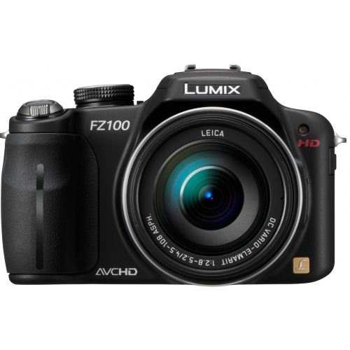 Panasonic Lumix DMC-FZ100 black