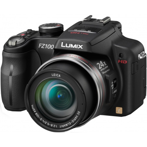 Фото Panasonic Lumix DMC-FZ100 black