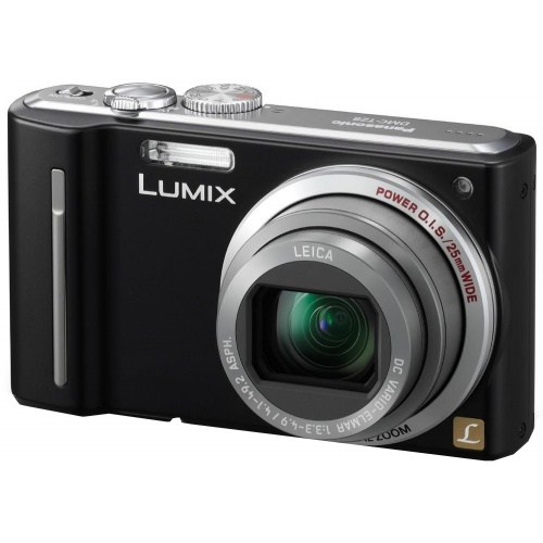 Panasonic Lumix DMC-TZ8 black