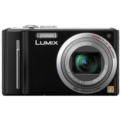 Фото Panasonic Lumix DMC-TZ8 black