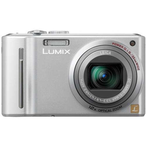 Фото Panasonic Lumix DMC-TZ8 silver