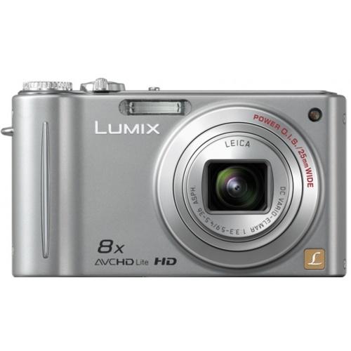 Panasonic Lumix DMC-ZX3 silver