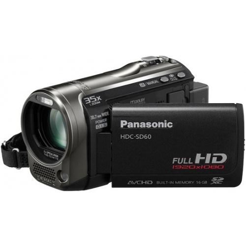 Фотография Panasonic HDC-SD60EE-K